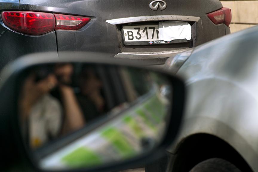 сколько штраф за парковку под знаком стоянка запрещена 2015