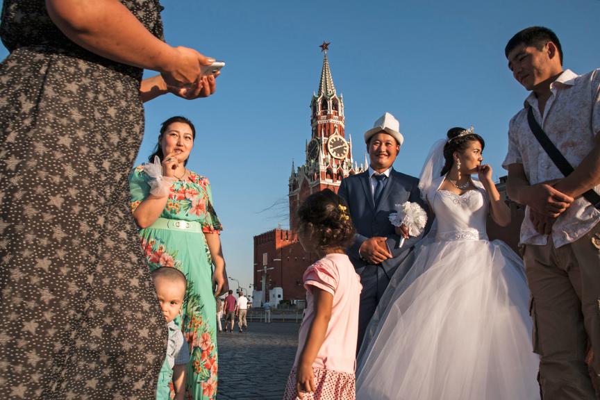 знакомства для киргизов москвы