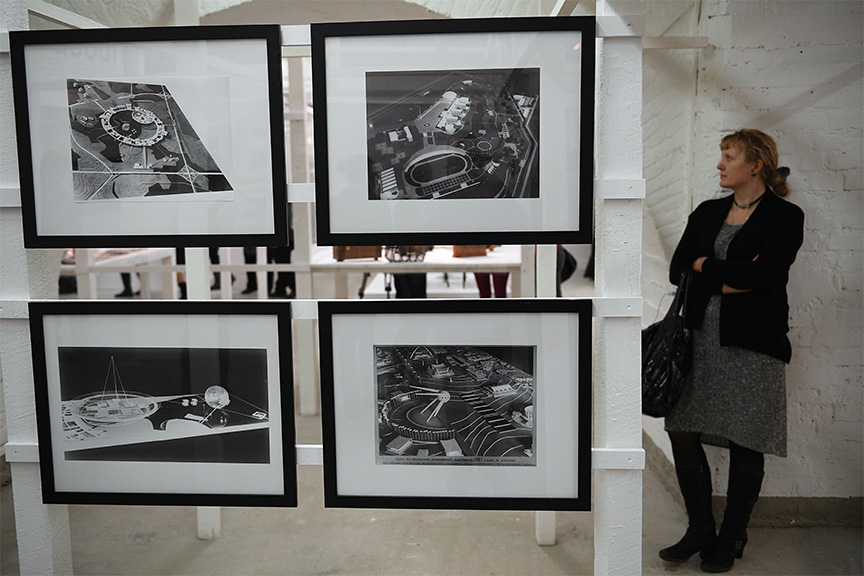 ВТретьяковской галерее открылась выставка «Оттепель»