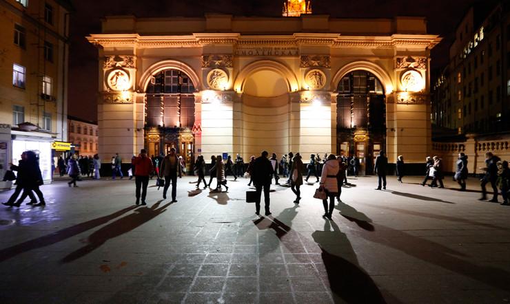 Новый сервис оплаты проезда запустили неменее чем на80 станциях метро