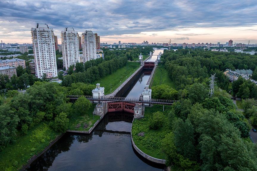 Екатеринбург вошел втройку самых «зеленых» крупных городов Российской Федерации