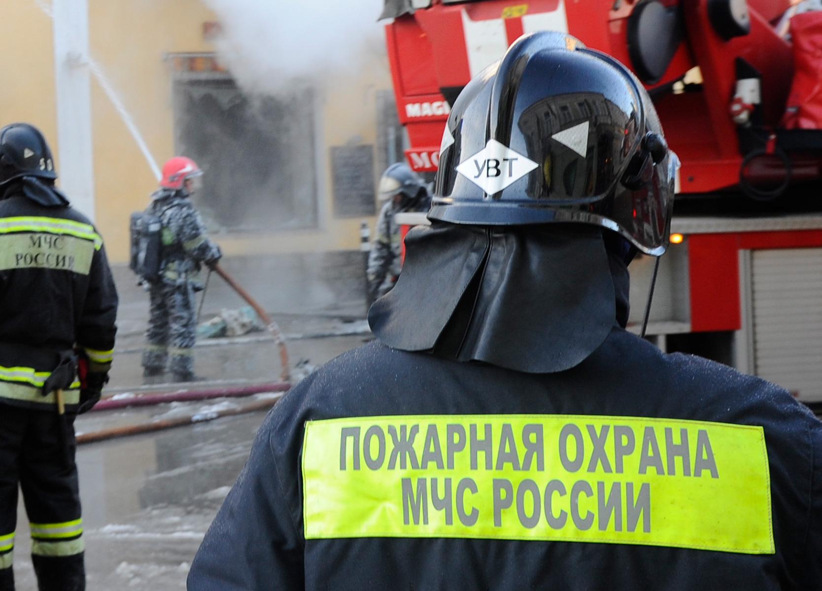 Два резервуара с топливом взорвались в Новой Москве