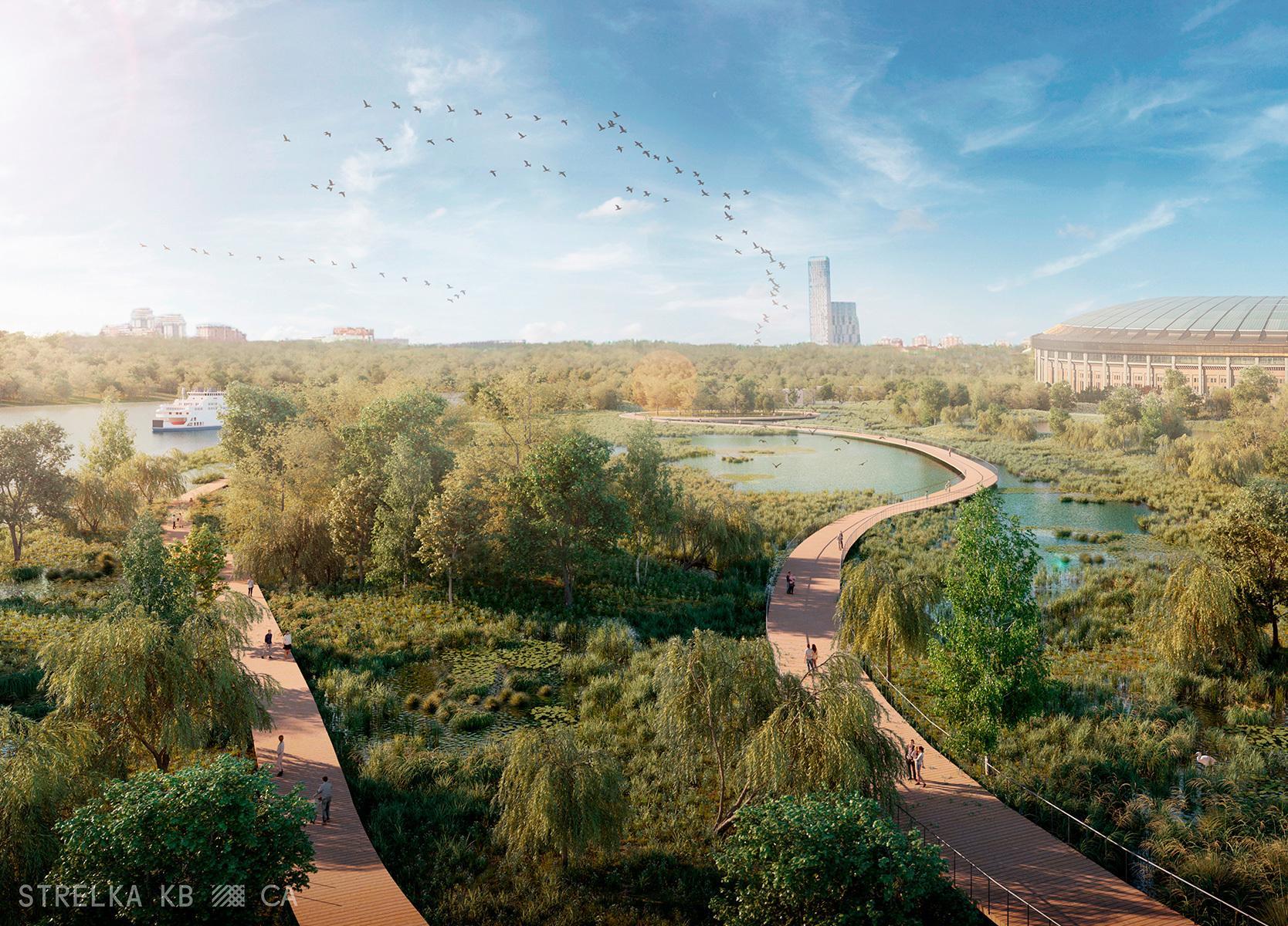 «Ливневая канализация начинает себя изживать»: зачем освобождать московские реки из коллекторов