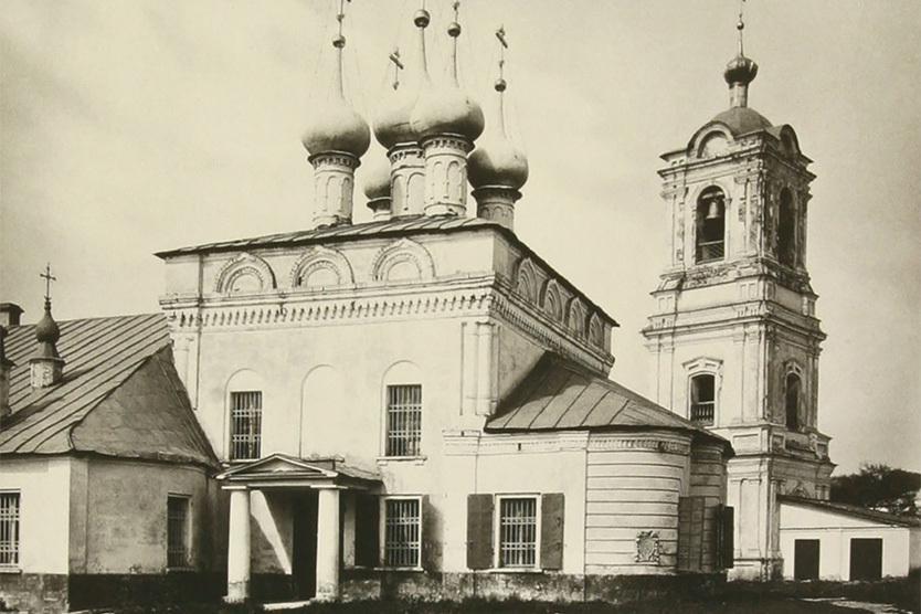 Церковь Святого Николая в Драчах