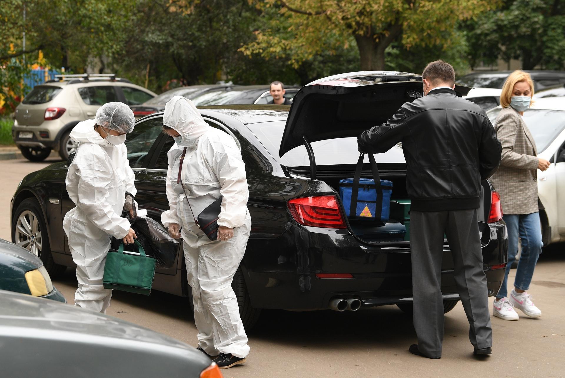 Химик рассказал о возможных причинах смертельного отравления в Люблино