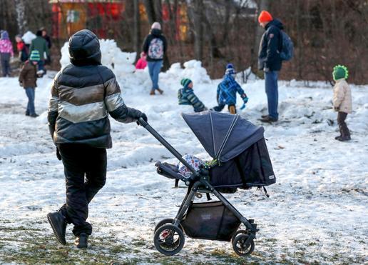 Многодетная мать из Подмосковья родила десятого ребенка