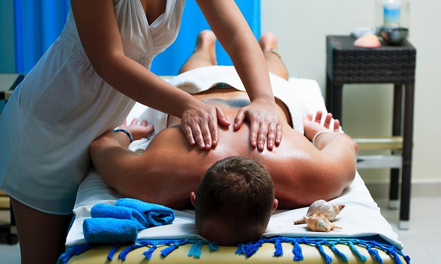 как делать эротический массаж шеи
